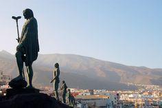La Candelaria, Tenerife. Spain