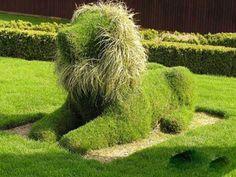 Marvelous Garden Sculpture