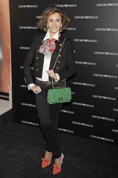 Nati Abascal Gala Gonzalez, Richard Avedon, Casual Chic, Older Models, Advanced Style, Giorgio Armani, Style Icons, Style Me, Stylists