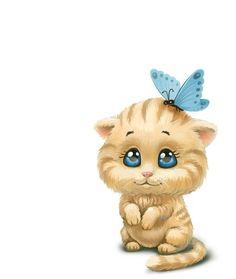 смешные картинки анна касаткина 9 (510x604, 25Kb) Cute Animals Images, Cute Images, Image Digital, Cute Illustration, Kitten Cartoon, Cute Cartoon, Cute Pictures, Animal Drawings, Cute Drawings
