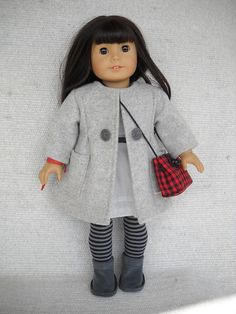 American Girl Doll Clothes 7 piece outfit with by Frenchieandme