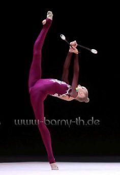 <<Alena Dyachenko (Ukraine)>> Gymnastics Photos, Rhythmic Gymnastics, Wearing Black, Leotards, Ukraine, Ballet, Navy Tights, Dance Ballet, Ballet Dance