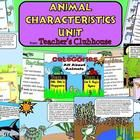 Our Animal Characteristics Unit includes PowerPoints and signs to teach the characteristics of animal groups.  The unit also includes an Animal Cat...