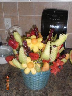 fruit bouqet