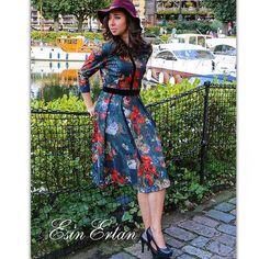 Esin Ertan Dantelli Elbise Sonbahar Kis 2015/16 ❤️ ☎️toptan satis icin whatsapp iletisim : 0090 555 701 37  27  Esin Ertan Lace Dress fall Winter 2015/16 ❤️❤️ whatsapp contact for wholesale : 0090 555  701 37 27 #esinertan