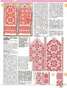 mitens mitens Record of Knitting Yarn spinning, weaving and stitching jobs such as BC. Crochet Mittens Free Pattern, Knit Mittens, Knit Crochet, Knitting Charts, Knitting Patterns, Crochet Patterns, Fair Isle Knitting, Knitting Yarn, Norwegian Knitting