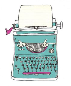 Typewriter by helenacarrington, via Flickr