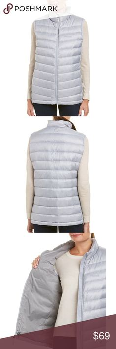 Marmot Jena quilted vest! NWT! Brand new puffer vest in Silver from marmot! Marmot Jackets & Coats Vests