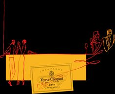 Maison Veuve Clicquot, luxury Champagnes - Champagne Veuve Clicquot | Veuve Clicquot  Oui, s'il vous plait!