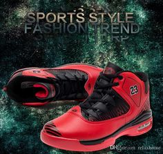 Cheap Retro Basketball Shoes Athletics Boots Mens Men Sports Shoes Discount Sports Shoes Leather Mens Basketball Shoes Shaq Shoes Kd Basketball Shoes From Relaxhome, $52.36| Dhgate.Com