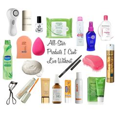 All Star Products I Can't Live Without!