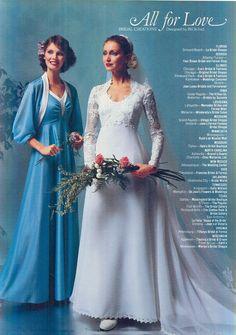 Vintage Wedding Photos, Vintage Weddings, Vintage Bridal, Vintage Clothing, Vintage Outfits, Yes To The Dress, Bridal Fashion, Satin Dresses, Bridal Style