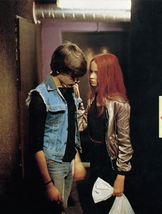 Christiane F. (1981) - Movie set in Berlin 1970s club scene - Heroin becomes the gasolin , in young folk`s life`s . I can recommend the movie ...