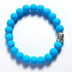 Original Kayleigh Falcus Turquoise Buddha Bracelet. https://www.facebook.com/kayleighfalcusjewellery