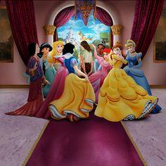 Welcome to being a disney Princess Disney And More, Disney Girls, Disney Love, Disney Magic, Walt Disney Princesses, Disney Pixar, Disney Characters, Disney Paintings, Princess Art