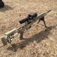 Rocketumblr | USMC M40A6 Sniper Rifle Prototype
