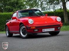 Paul Stephens - | Porsche 911 3.2 Carrera (1985)