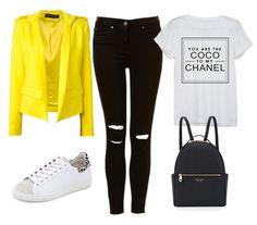 blazer amarillo look24
