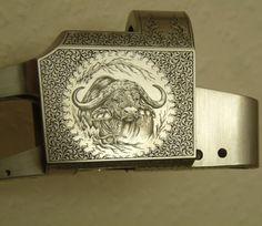 Martini Gunmakers - Silke Ullrich engraver