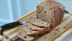 Recipe: Whole-Wheat Cinnamon Raisin Bread (for Bread Machine)