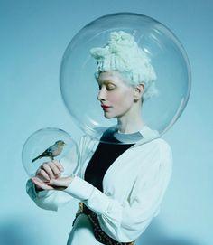 Cate Blanchett by Tim Walker