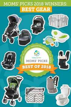 6f683535883a2 BabyCenter's 2018 Moms' Picks awards voted on by BabyCenter moms. This is a  great