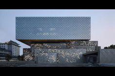 Büro Ole Scheeren  The Guardian Art Centre