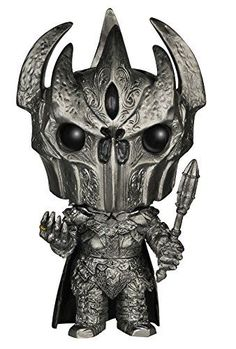 Funko – POP Movies – Hobbit 3 Sauron: Can you resist the temptation of the One Ring? This POP! Lord of the Rings Sauron Vinyl Figure is… Legolas, Gandalf, Ring Pops, Men In Black, Pop Vinyl Figures, Ring Ring, Hades, Tolkien, Toy Pop