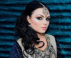 Arabic Makeup by Uzma x