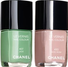Chanel - Jade and Jade Rose
