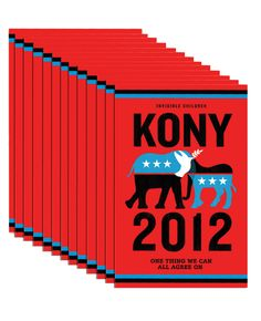 Kony 2012...You should definitely check this out!