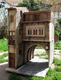 Garden Nook, Fairytale House, Outdoor Office, Medieval Houses, Wargaming Terrain, Gate House, Rocky Horror Picture, English House, Fairy Houses