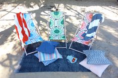 With Summer just around the corner Chrissie talks all things outdoor including her latest collection 'Summer Melon' and how to care for your outdoor fabric. Outdoor Fabric, Ikat, Surface Design, Fabrics, Things To Come, Range, Stripes, Outdoors, Bright