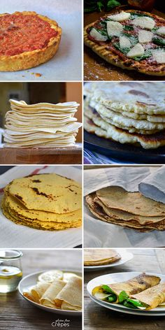 Gluten Free Bread: 8 Fabulous Flatbread Recipes