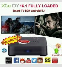 TV Box Smart Core Android Quad 4k Wifi 1 Fully Loaded 4 0 5 8g 6 S905 1080p 16