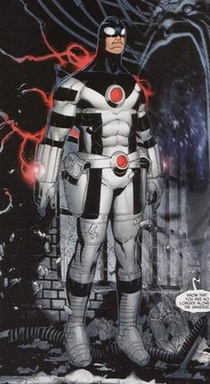 Noh-Varr as the Protector.  Art by Chris Bachalo