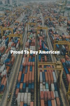 Great News! Proud To Buy American® has officially partnered with DHL. Big News, Basketball Court, American, Sports, Stuff To Buy, Hs Sports, Sport