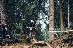Aaron Gwin's Hunt for a UCI Mountain Bike World Championship - VIDEO - http://mountain-bike-review.net/downhill-mountain-bikes/aaron-gwins-hunt-for-a-uci-mountain-bike-world-championship-video/ #mountainbike #mountain biking