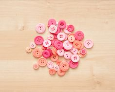 Color Theory Button Mix- Pink at @Studio_Calico