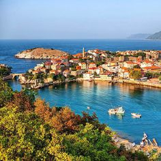 This charming little seaside town in Bartın is your gateway to an amazing Black Sea adventure!