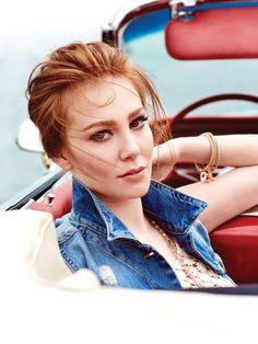 Elçin Sangu: The successor of Meryem Uzerli? Turkish Women Beautiful, Turkish Beauty, Natural Redhead, Beautiful Redhead, Prettiest Actresses, Beautiful Actresses, Photos Des Stars, Meryem Uzerli, Elcin Sangu