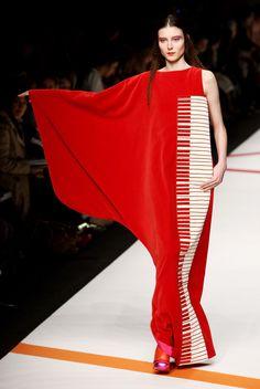 #Agatha Ruiz De La Prada #grand red