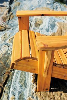 Build this Muskoka chair – Canadian Home Workshop