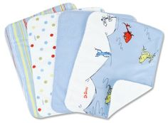 Trend Lab Dr. Seuss 4 Piece Burp Cloth Set, One Fish Two Fish Trend Lab http://www.amazon.com/dp/B005178J96/ref=cm_sw_r_pi_dp_M9B0tb0C7QRFPT2Z
