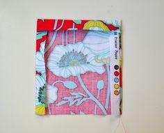 la inglesita: TUTORIAL para coser un bolsillo cuadrado perfecto :: TUTORIAL to sew a perfect square patch pocket
