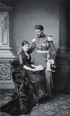 Paz and her husband Louis Ferdinand of Bavaria