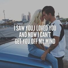 Love & Soulmate Quotes :I Can't Get You Off My Mind love love quotes relationship quotes relationshi Soulmate Love Quotes, Best Love Quotes, Romantic Love Quotes, New Quotes, Daily Quotes, Best Thoughts Ever, I Love My Wife, Love You, Addicted To Love