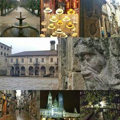 #SantiagodeCompostela  #Visitas #hoteles #restaurantes  #peregrinos #viajeros  Www.wayandgocompostela.com