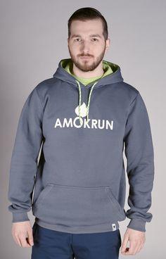 Amokrun Hoodie. Classic #streetwear fit. www.amokrun.com