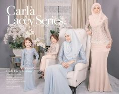 Mother Daughter Fashion, Mom Daughter, Couple Outfits, Kids Outfits, Baby Girl Fashion, Kids Fashion, Kebaya Muslim, Hijab Styles, Mode Hijab